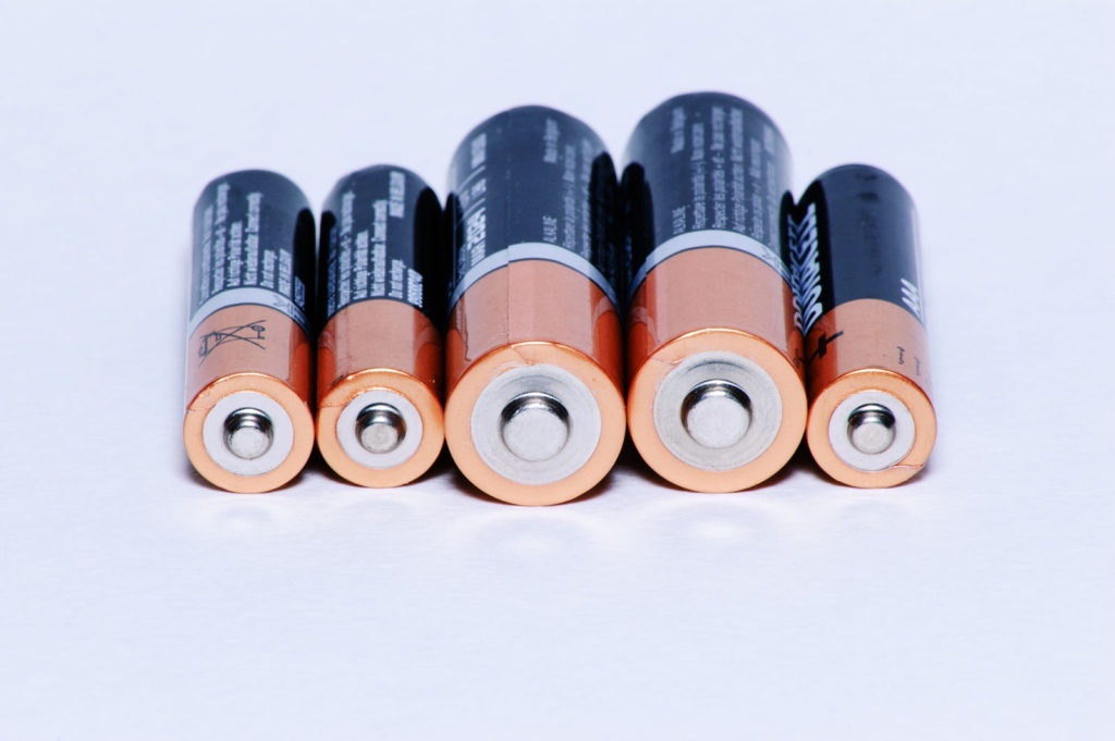Duracell batteries picture