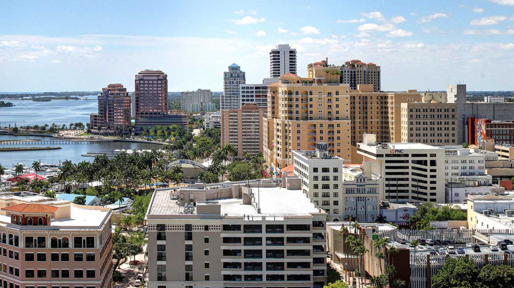 West Palm Beach Apartment Buildings