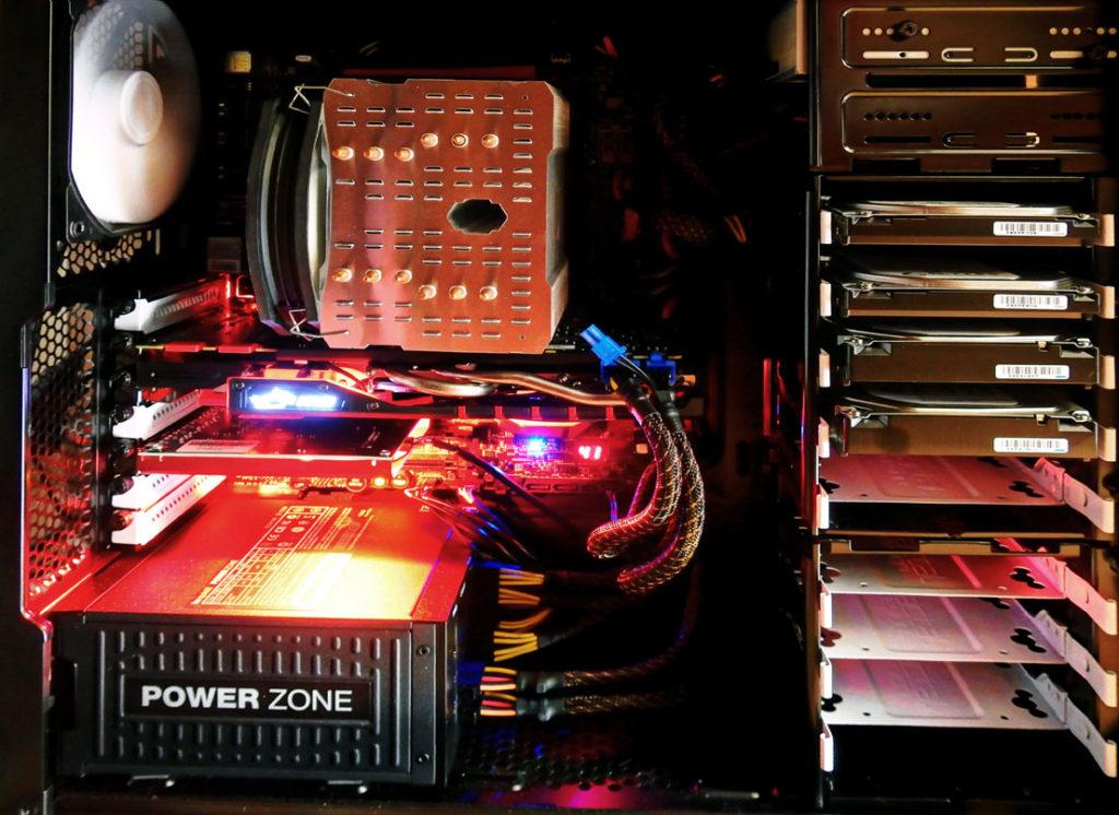 Processor replacement in a desktop