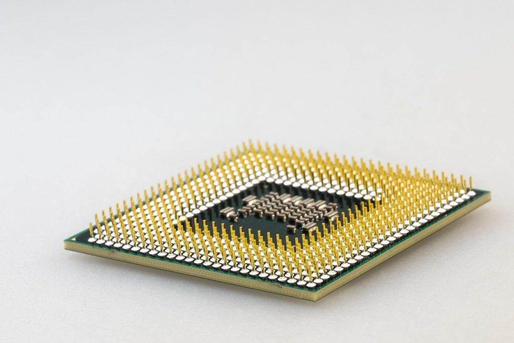 Desktop CPU Pins